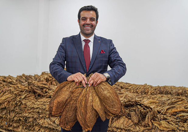 Moulay Omar Zahraoui: The Man Behind Biggest Cigar Factory of Africa Habanos S.A